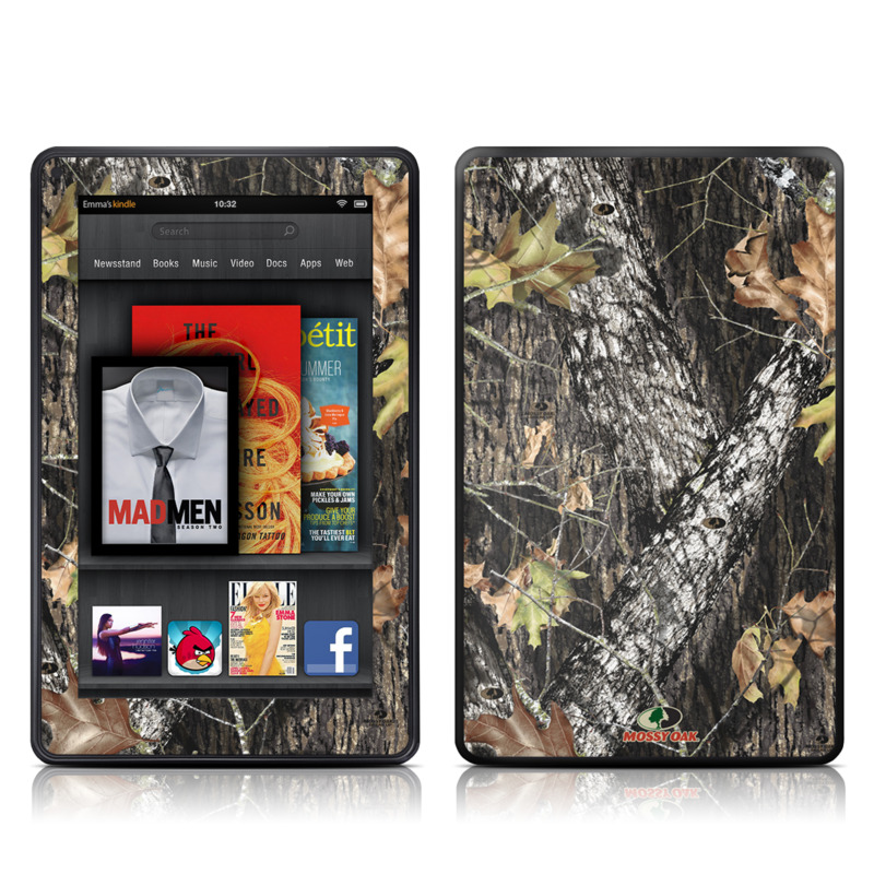 Break-Up Amazon Kindle Fire Skin