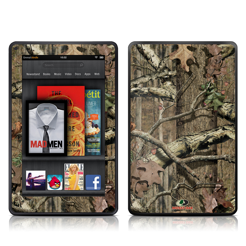 Break-Up Infinity Amazon Kindle Fire Skin