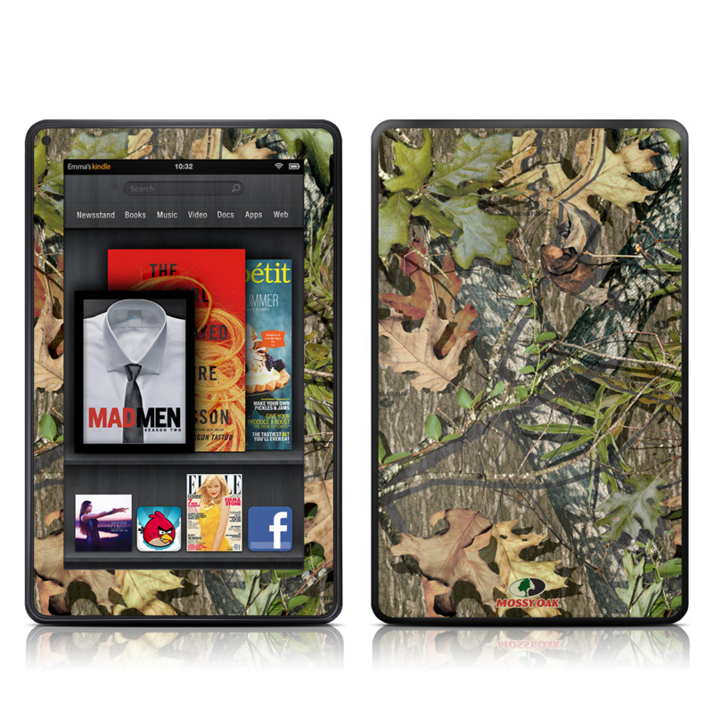 Obsession Amazon Kindle Fire Skin
