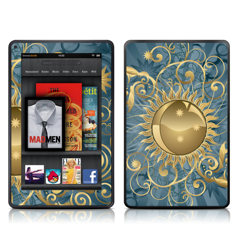 Nadir Amazon Kindle Fire Skin