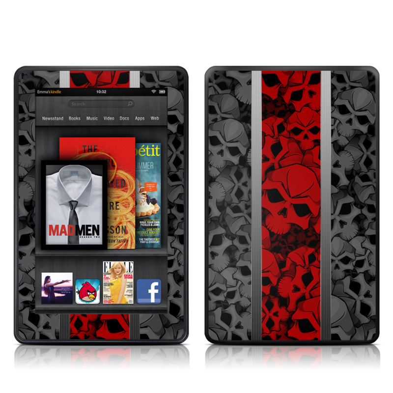 Nunzio Amazon Kindle Fire Skin