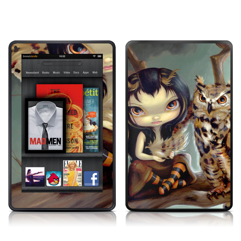 Owlyn Amazon Kindle Fire Skin