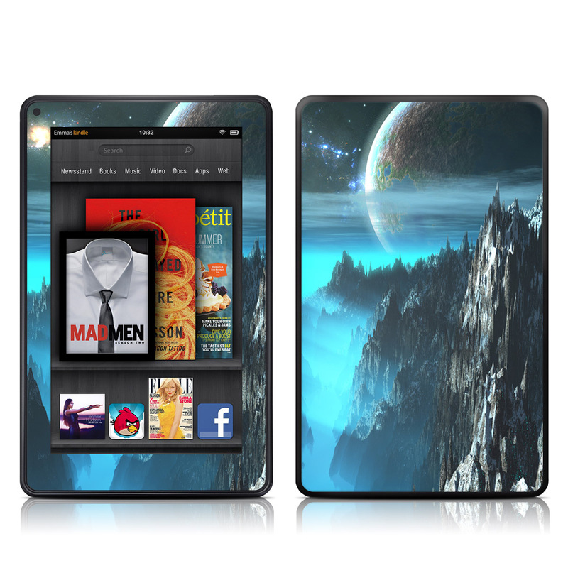 Path To The Stars Amazon Kindle Fire Skin