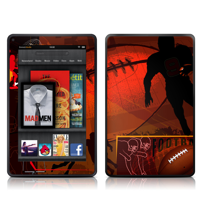 Pigskin Amazon Kindle Fire Skin