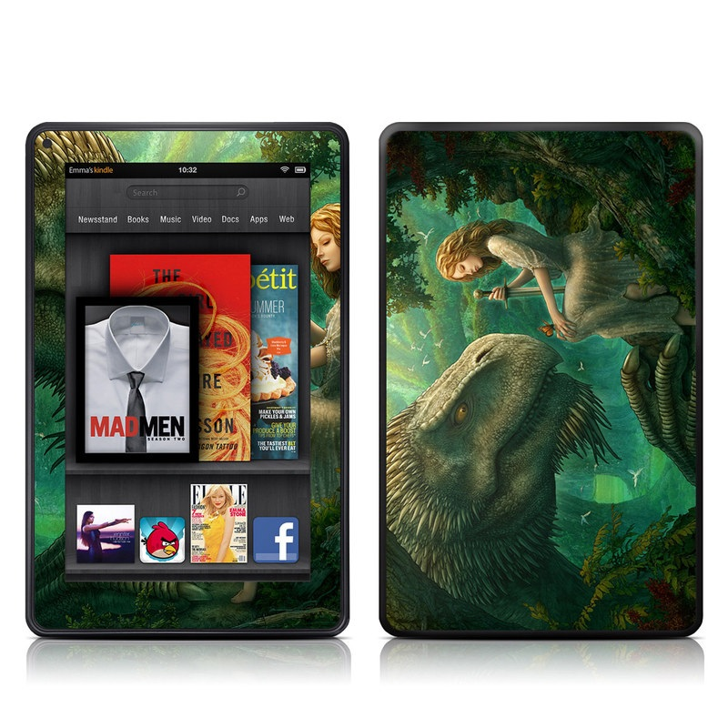 Playmates Amazon Kindle Fire Skin