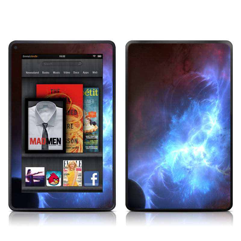 Pulsar Amazon Kindle Fire Skin