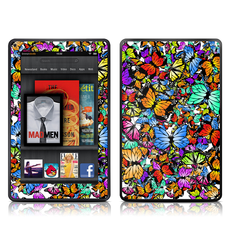 Sanctuary Amazon Kindle Fire Skin