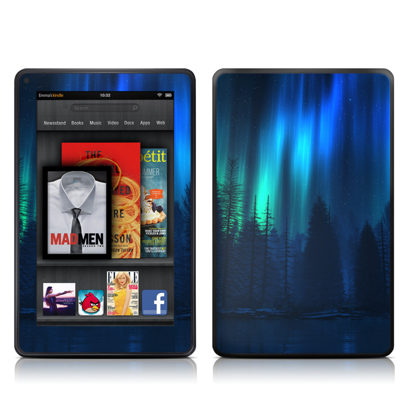 Song of the Sky Amazon Kindle Fire Skin