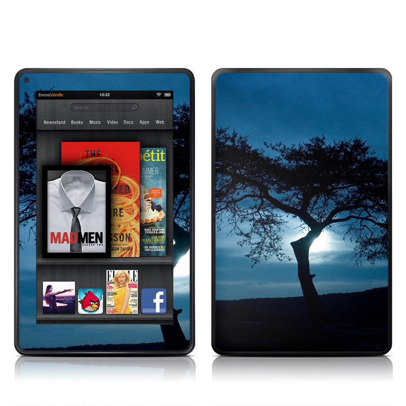 Stand Alone Amazon Kindle Fire Skin