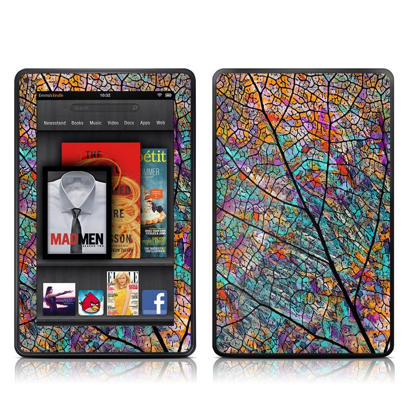 Stained Aspen Amazon Kindle Fire Skin