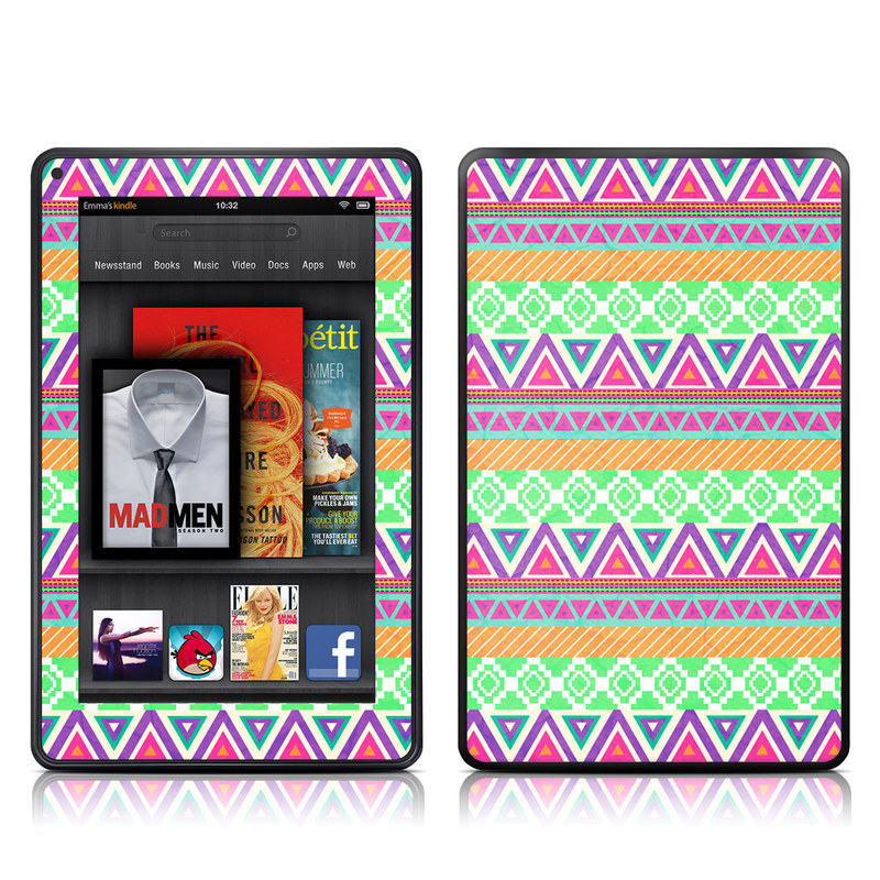 Tribe Amazon Kindle Fire Skin
