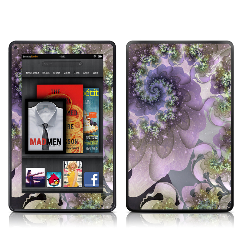 Turbulent Dreams Amazon Kindle Fire Skin
