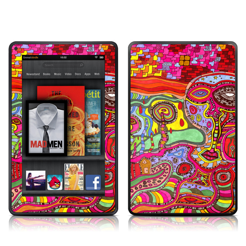 The Wall Amazon Kindle Fire Skin