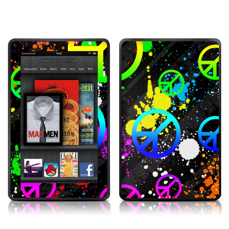 Unity Amazon Kindle Fire Skin