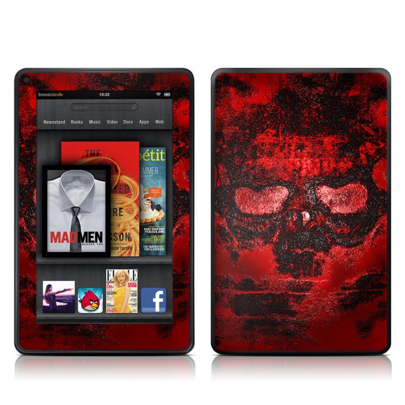 War II Amazon Kindle Fire Skin