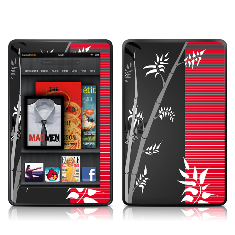Zen Revisited Amazon Kindle Fire Skin