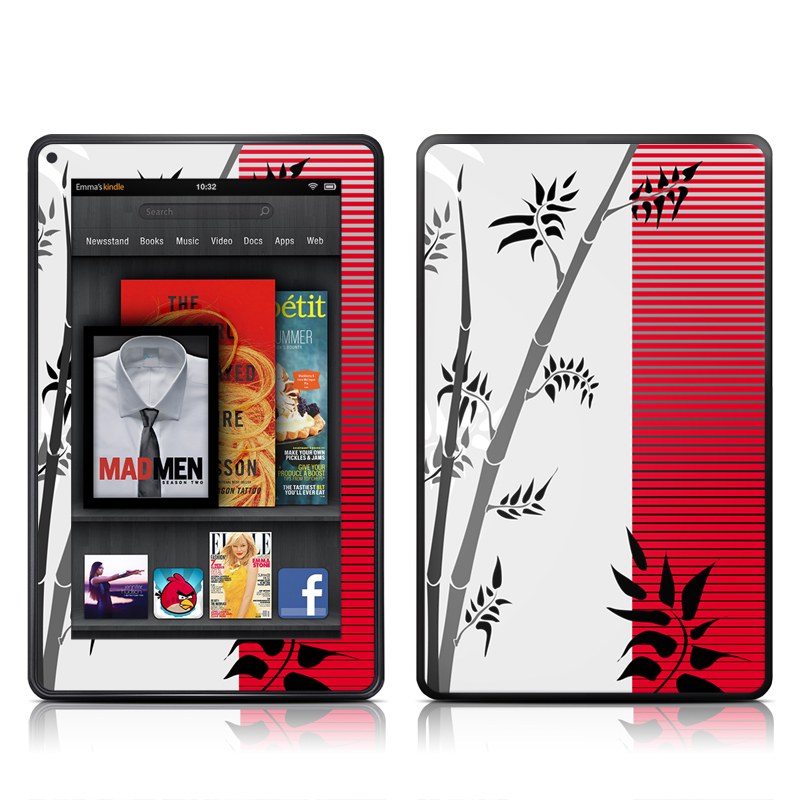 Zen Amazon Kindle Fire Skin