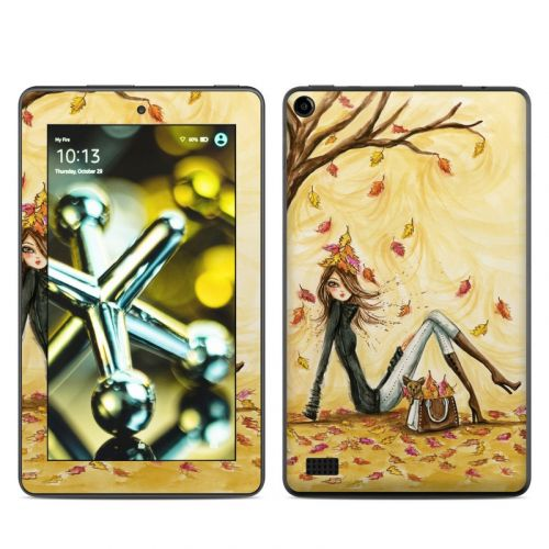 Autumn Leaves Amazon Fire (2015) Skin