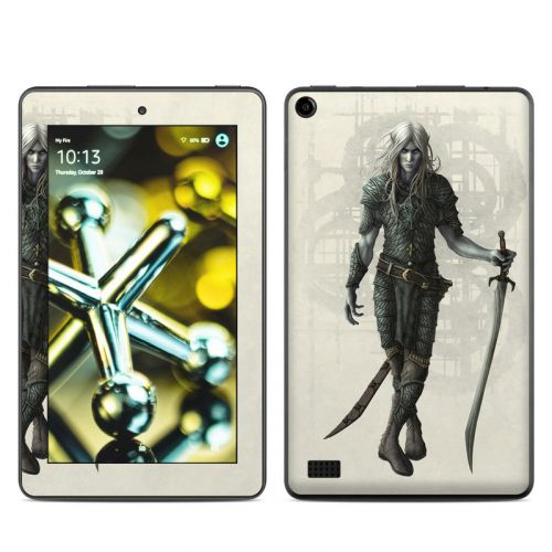 Dark Elf Amazon Fire (2015) Skin