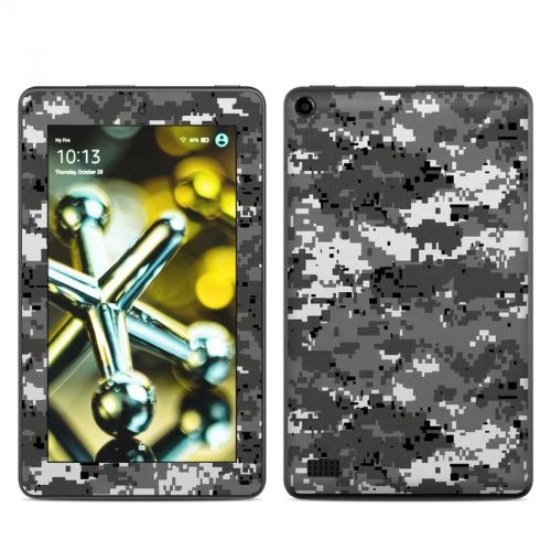 Digital Urban Camo Amazon Fire (2015) Skin