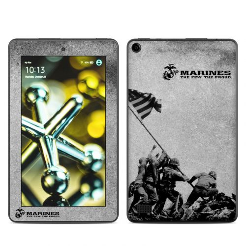 Flag Raise Amazon Fire (2015) Skin