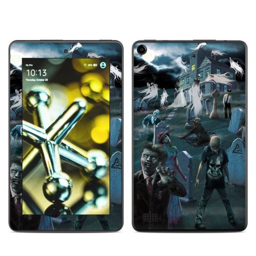 Graveyard Amazon Fire (2015) Skin