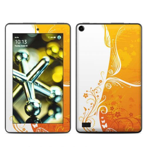 Orange Crush Amazon Fire (2015) Skin