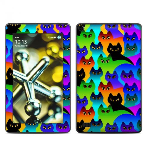Rainbow Cats Amazon Fire (2015) Skin
