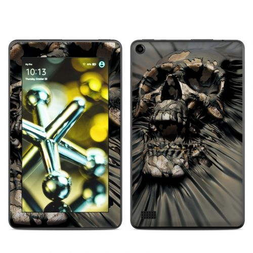 Skull Wrap Amazon Fire (2015) Skin
