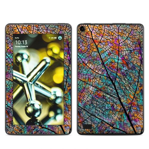 Stained Aspen Amazon Fire (2015) Skin