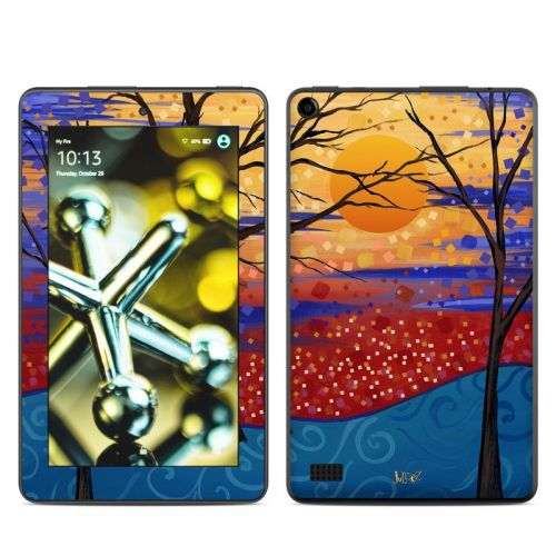 Sunset Moon Amazon Fire (2015) Skin