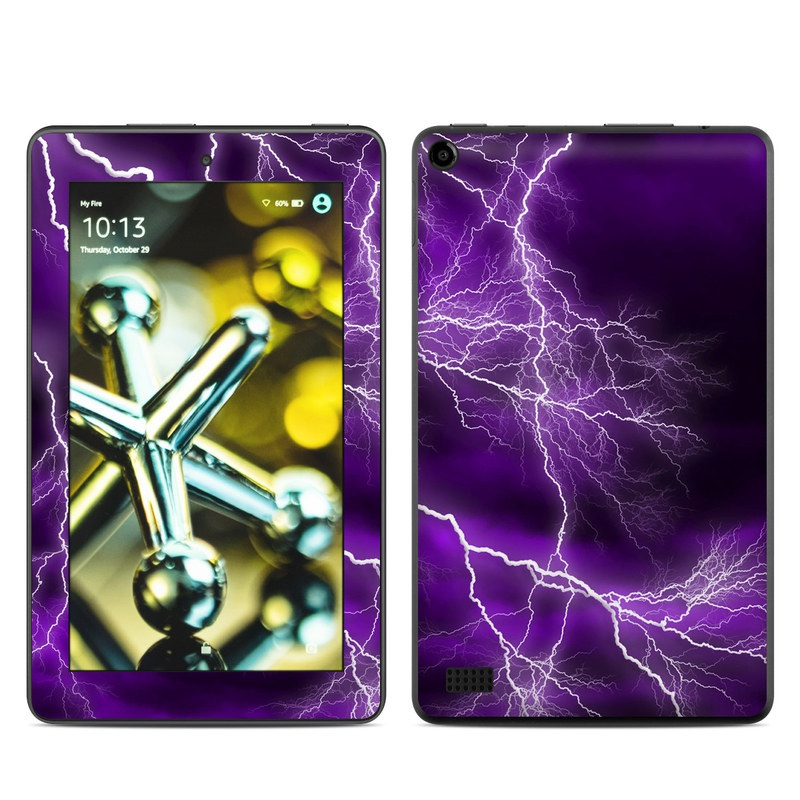 Apocalypse Violet Amazon Fire (2015) Skin