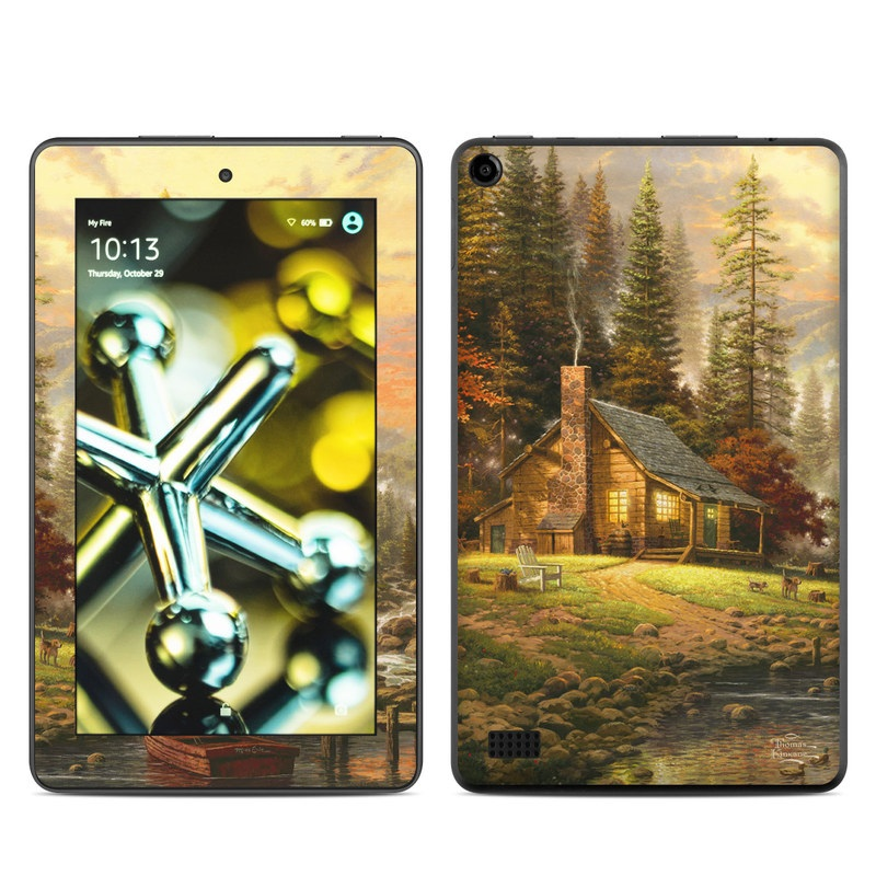A Peaceful Retreat Amazon Fire (2015) Skin