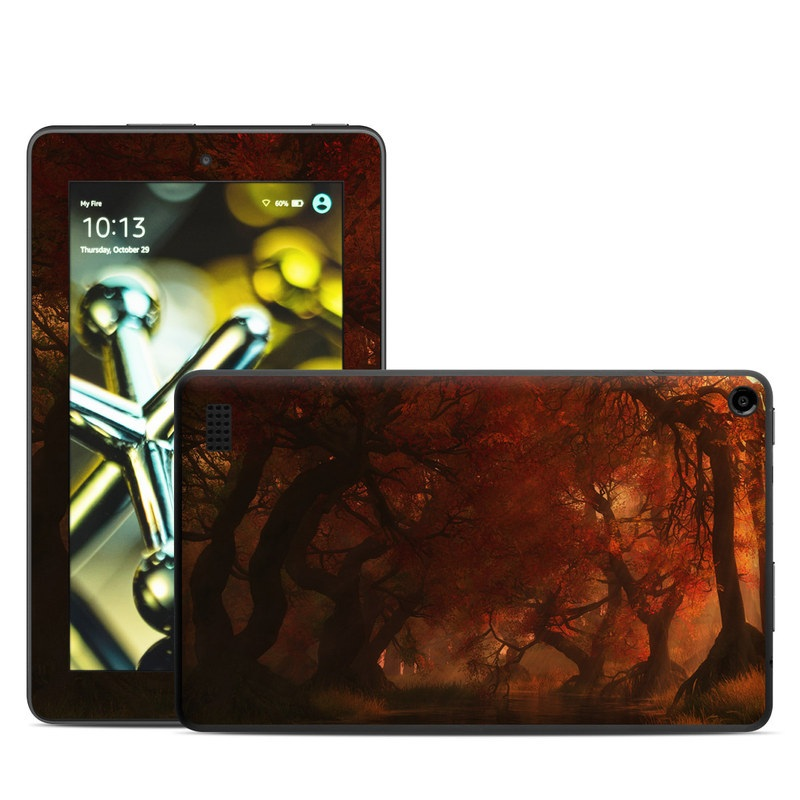 Canopy Creek Autumn Amazon Fire (2015) Skin