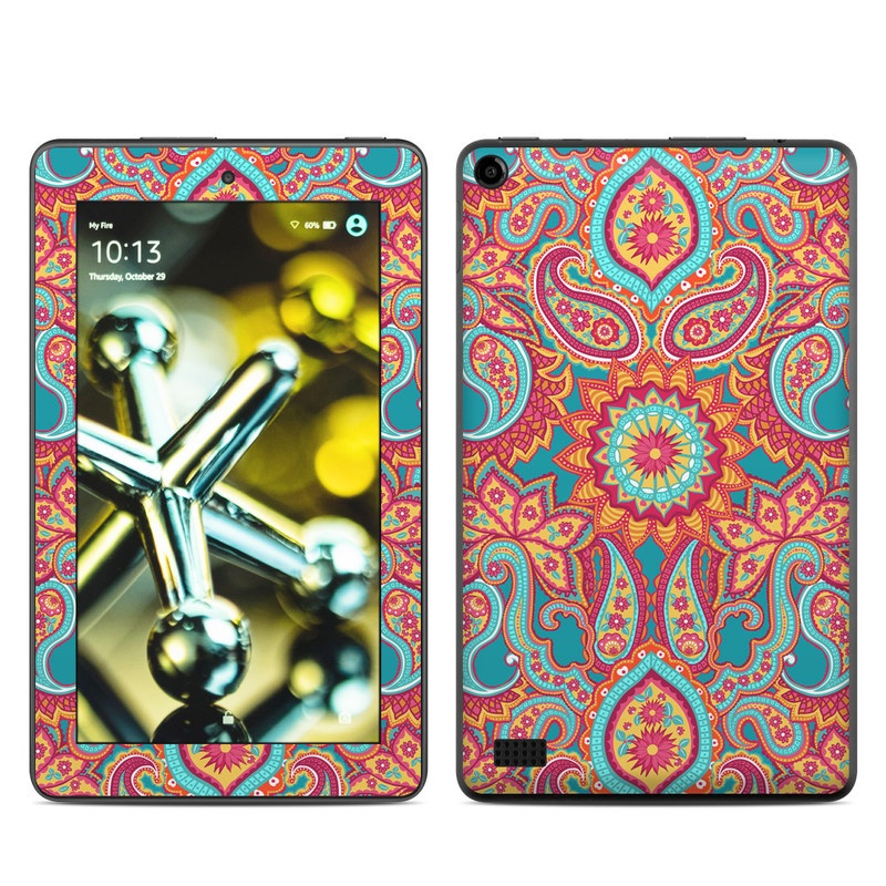 Carnival Paisley Amazon Fire (2015) Skin