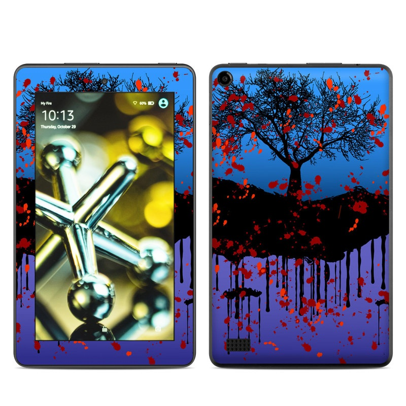 Cold Winter Amazon Fire (2015) Skin