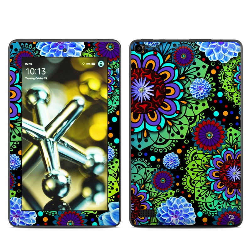 Funky Floratopia Amazon Fire (2015) Skin