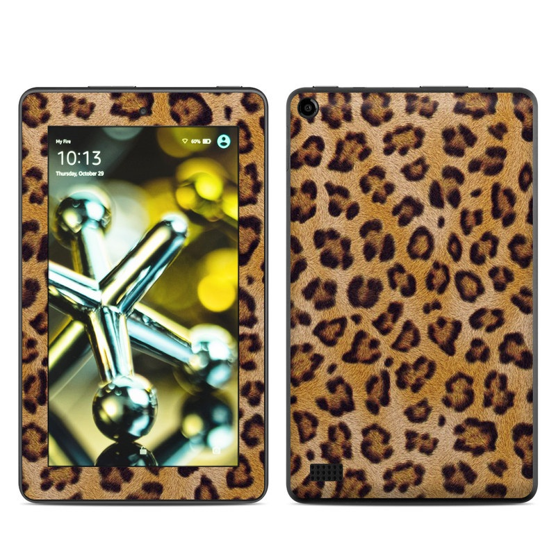 Leopard Spots Amazon Fire (2015) Skin