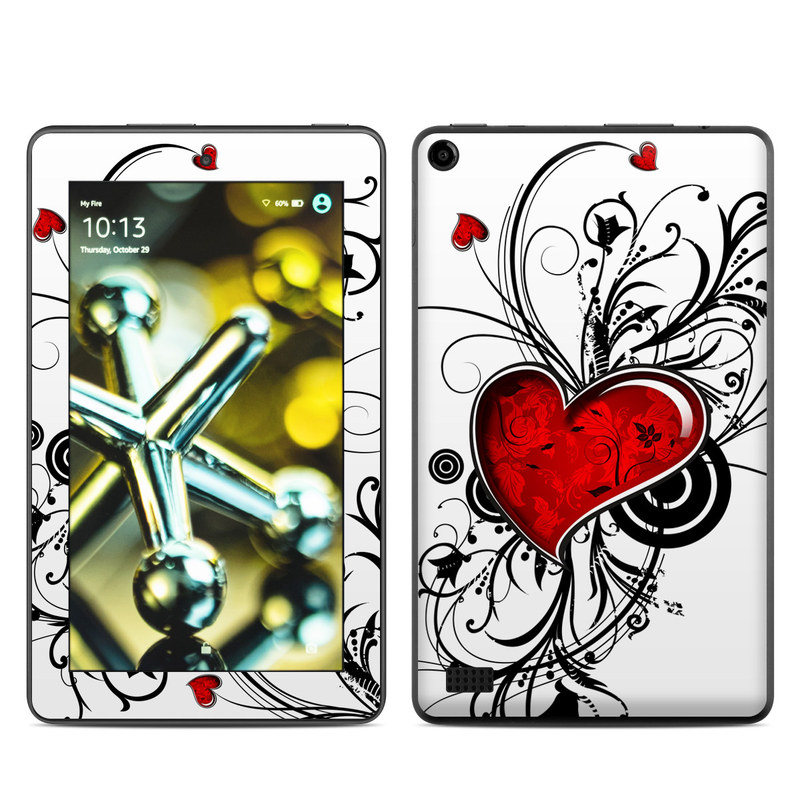 My Heart Amazon Fire (2015) Skin