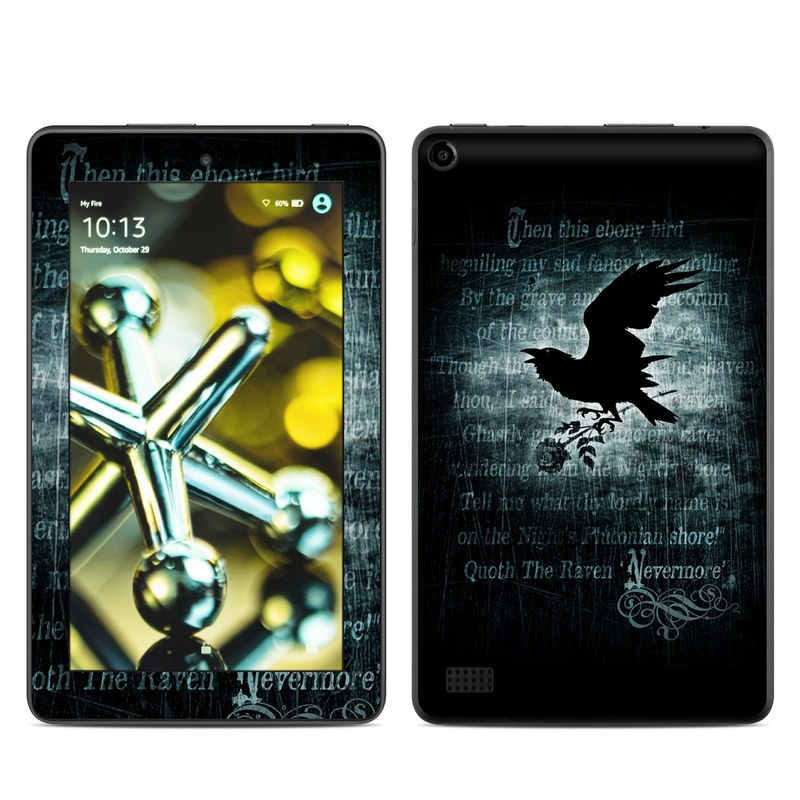 Nevermore Amazon Fire (2015) Skin