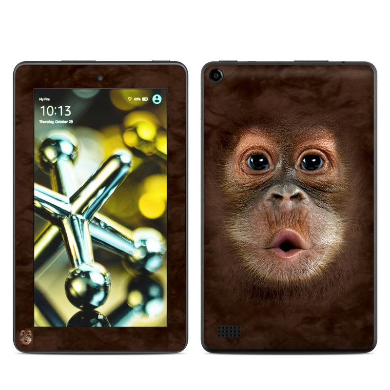 Orangutan Amazon Fire (2015) Skin
