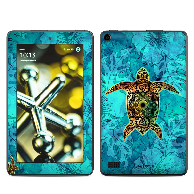Sacred Honu Amazon Fire (2015) Skin