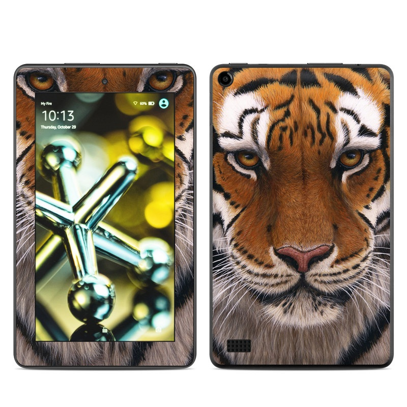 Siberian Tiger Amazon Fire (2015) Skin