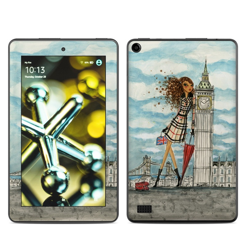 The Sights London Amazon Fire (2015) Skin