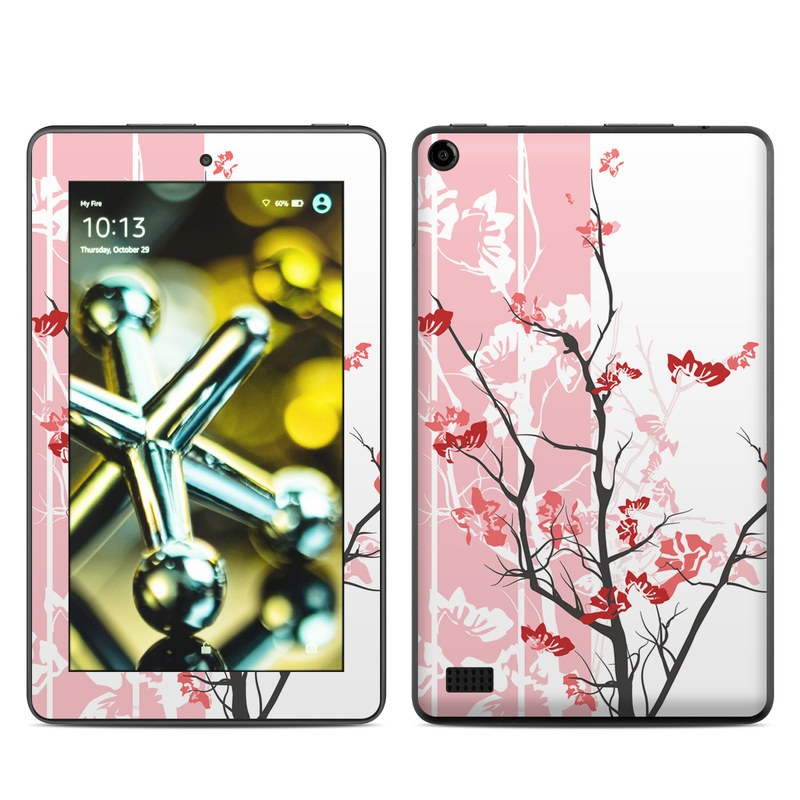 Pink Tranquility Amazon Fire (2015) Skin