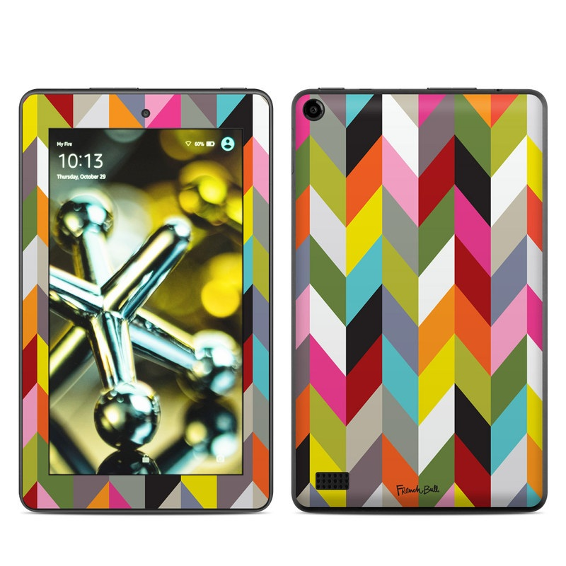 Ziggy Condensed Amazon Fire (2015) Skin