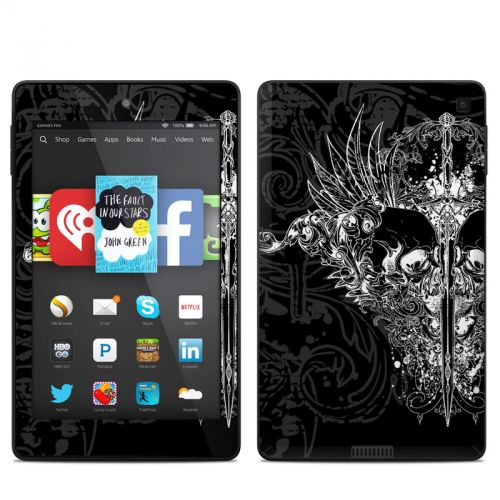 Darkside Amazon Kindle Fire HD 6 Skin