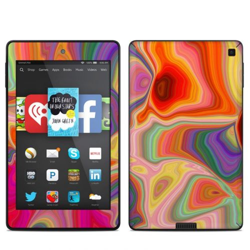 Mind Trip Amazon Kindle Fire HD 6 Skin