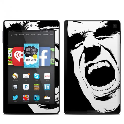 Scream Amazon Kindle Fire HD 6 Skin