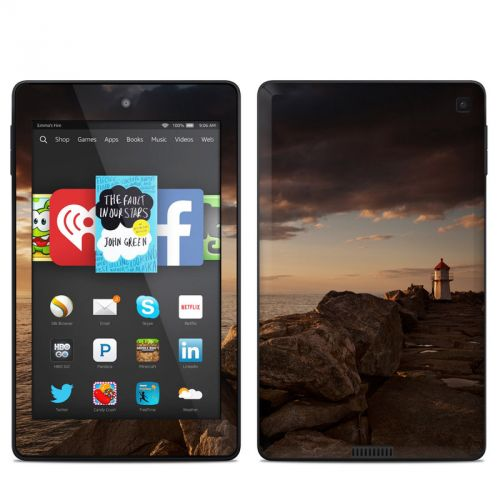Sunset Beacon Amazon Kindle Fire HD 6 Skin